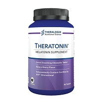 Theratonin 3 mg. 90 เม็ด Theralogix