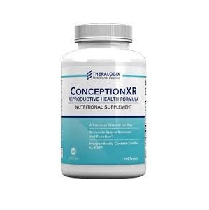 Conception XR Reproductive Health Supplement Theralogix 180 เม็ด 90 วัน
